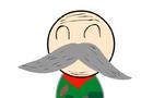 Señor General Mustache