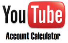 YouTube Acount Calculator