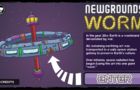 Newgrounds Worm