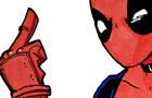 MVC3 - Deadpool