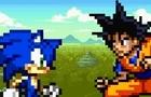 Goku vs. Sonic
