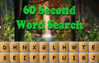 60 Second Word Search