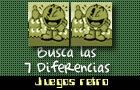 7 Differences retro