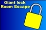 Giant Lock Room Escape