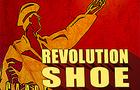 Revolution Shoe: Gaddafi