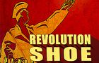 Revolution Shoe: Gaddafi
