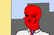 Middle Manager Red Skull