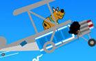 Scooby doo plane trip
