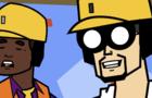 Construction Men (Scene1)
