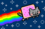 Nyan Cat FLY!