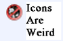 Icons Are Awkward
