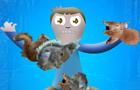 Squirrel Magnet Power