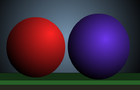 The Two Balls