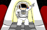 the cool space man