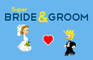 Super Bride and Groom