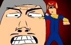 Captain falcon strikes