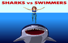 Sharks Vs Swimmers