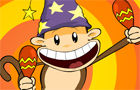 Mischievious Monkey Magic