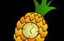 Enter Pineapple Clock