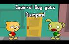 Squirrel Boy Gets Dumped
