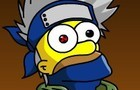 Naruto as The Simpsons!