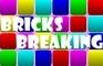 Timed bricks breaking