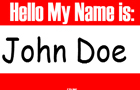 Name Tag Emulation