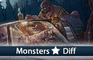 Monsters 5 Differences