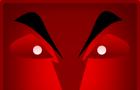 Red Ninja Dragon Mouse