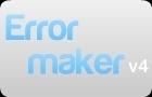 Error maker 4