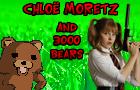 Chloe Moretz & 3000 bears