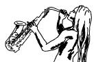 Epic sax girl