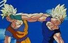 Goku vs Vegeta (JUS fight