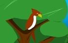 Bird Takes Flight