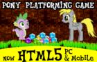 Pony Platform Game