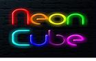 Neon Cube