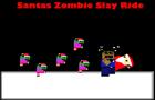 Santas Zombie Slay Ride