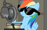 Rainbow Dash's Voice
