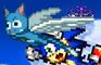 Sonic and Happy VS Mecha