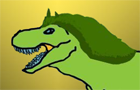 The Legend of Dinohorse