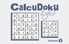 CalcuDoku Light Vol 1