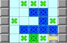 classic Sokoban game