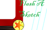 Flash-A-Sketch