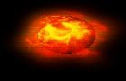 fiery bullet