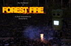 Pip the Robot:Forest Fire