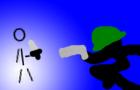 Ascii Stick Figures p. 1