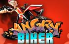 Angry Biker-3D Dirt Bike