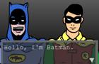 PSA - Batman and Robin