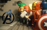 The Avengers: Legofied