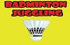 Badminton Juggling
